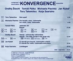 CDKonvergence zadní